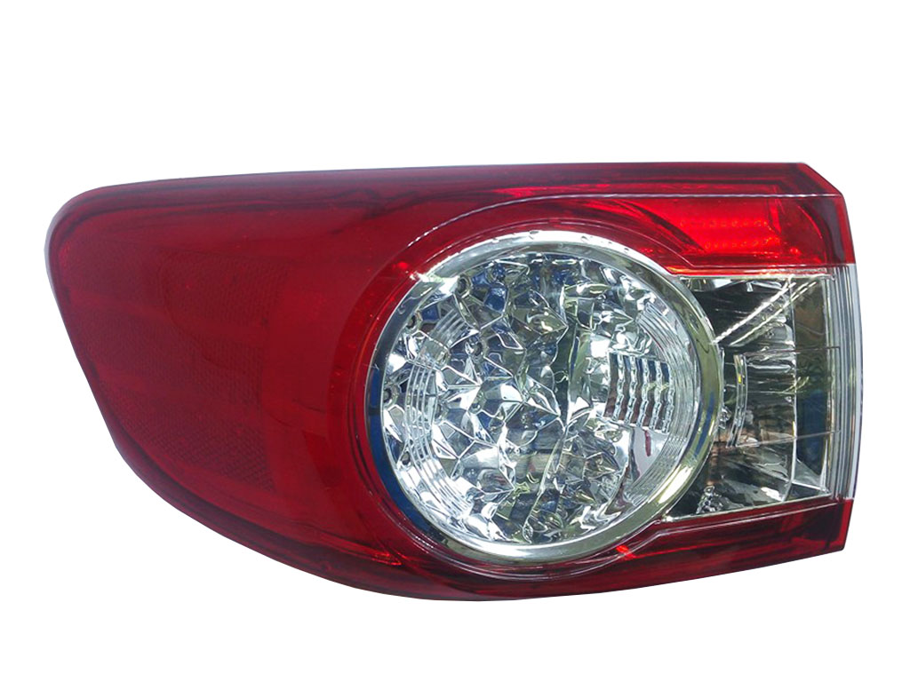 04-568 Rear Taillight Outer Side Piece (Year 2010-2013)