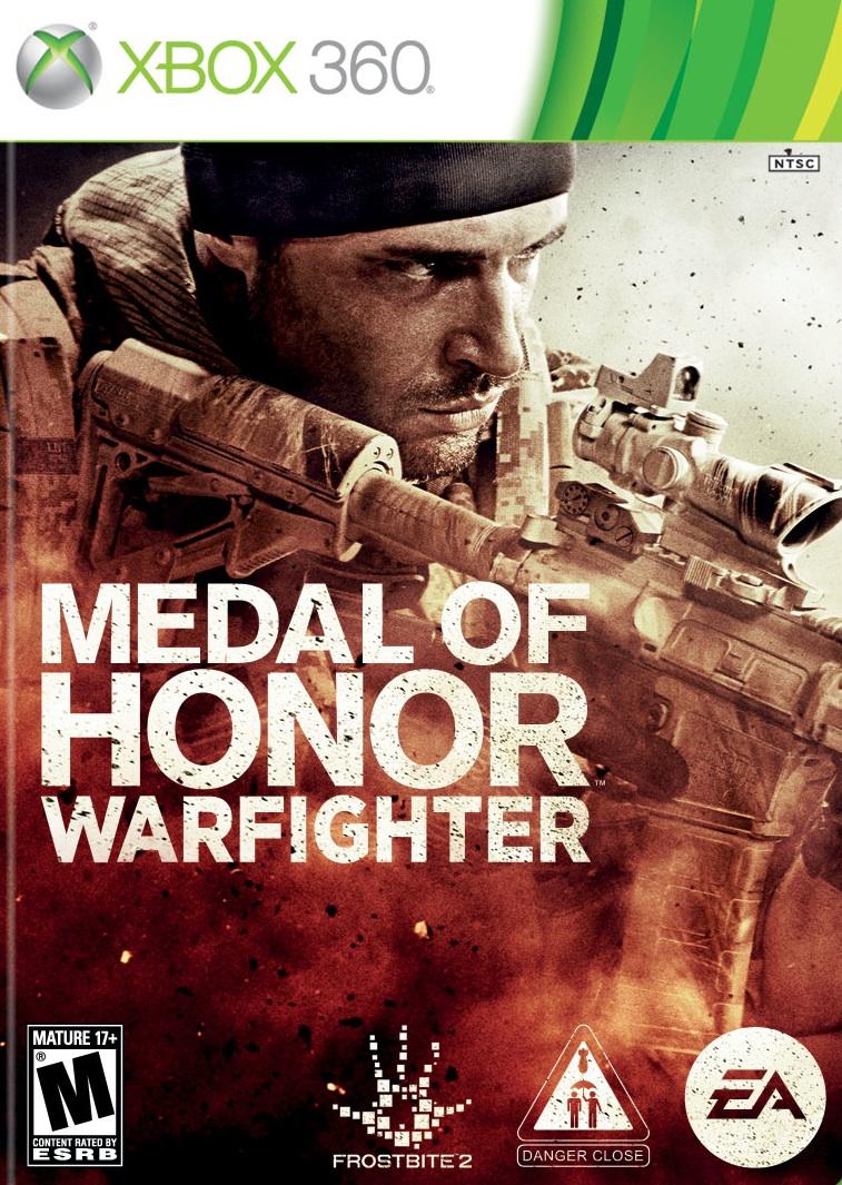 Medal of Honor: Warfighter (LT+2.0)(XGD3)(2 Disc)[Burner Max]