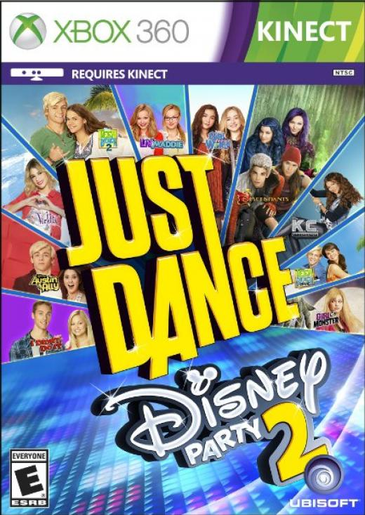 Just Dance Disney Party 2 (LT+2.0)(XGD3)(Burner Max)[Kinect]