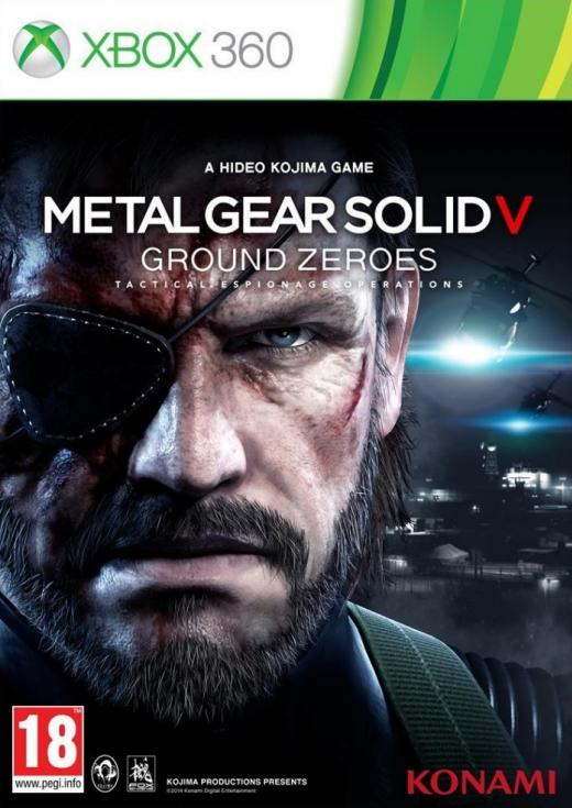 Metal Gear Solid V Ground Zeroes (LT+2.0)