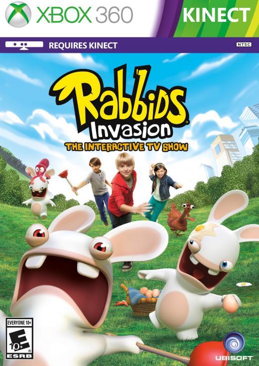 Rabbids Invasion (LT+2.0)[Kinect]