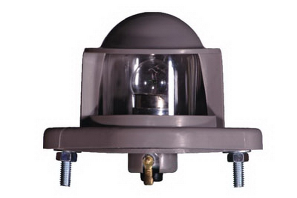 05-512 License Plate Lamp