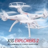 SYMA X5 SC Explorers 2 [กล้อง 2 ล้านพิกเซล มีระบบ Headless กันหลงทิศ]