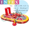 Intex Disney Play Center Cars สระสไลเดอร์เดอร์รถ 57134 (The cars)