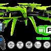 โดรน LH-X20 WF ติดตั้งกล้อง FPV ส่งสัญญาณภาพแบบ Real Time (มีล๊อคสูง-เปิด-ปิดเครื่องได้)