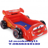 Intex บ้านบอลรถแข่ง คาร์ รุ่น 48668 - สีแดง