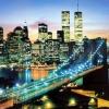 วิวสะพานบรูคลิน อเมริกา (Brooklyn bridge)