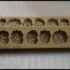 พิมพ์ขนมไม้แกะสัญลักษณ์มงคลจีน 10 หลุมเล็ก พิเศษเหลืออันละ)