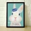 กระต่ายขนนุ่ม