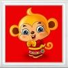 ลิงน้อยจอมซน 3