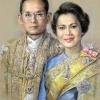 รูปในหลวงและพระราชินี 2