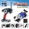 Car Drift‎ Wltoys K979 4WD 2.4G Remote Control 1/28