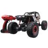รถไต่หินขนาดใหญ่สะใจ 2.4ghz 4WD Rock Crawler 1:10 [รถไต่หินพลังสูง, โช๊คอิสระ, คลื่นแรง 2.4Ghz, ขนาดใหญ่่]