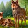 หมาป่า (wolf)