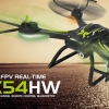 Syma X54HW With Wifi FPV HD Camera 2.4G 4CH 6Axis