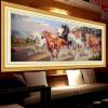 8 elegant horse (ม้าแสนสง่างาม)