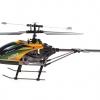 เฮลิคอปเตอร์บังคับ V912 4CH 2.4GHz รุ่นอัพเกรดมอเตอร์บลัสเลส แบบใบพัดเดี่ยว บินนิ่ง สู้ลมได้