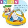 Intex Winnie The Pooh สระน้ำสไลเดร์หมีพูห์ 57136แถมสูบไฟฟ้า