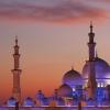 มัสยิด ชี้ค ซัยยิด (Sheikh Zayed Grand Mosque) ในอะบูดาบี