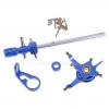 ชุดเฮดอลูมิเนียมแต่งสีน้ำเงิน : v911, v911-1, v911-Pro
