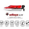 เรือSpeed Boat บังคับไฟฟ้า WLtoys WL-915 2.4GHz มอเตอร์ Brushless ความเร็วสูง45กิโลเมตร/ชั่วโมง