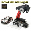 Wltoys K999 1/28 2.4G 4WD ไฟฟ้า 2.4G