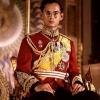 เซ็ตอุปกรณ์ครอสติสคริสตัล ในหลวงรัชกาลที่ 9 ทรงเครืองแบบจอมทัพไทย