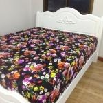 ผ้าปูที่นอนผ้ายืด #04