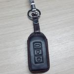 ซองกุญแจ New Pajero sport ดำด้ายแดง