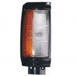 03-341 R/L Black Side Direction Indicator, Front Position Lamp, Black Housing