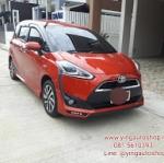 พรม Toyota Sienta รุ่น Mini Sport