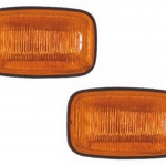 03-365 Side Direction Indicator Lamp, Amber Lens