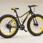 จักรยานล้อโต WCI รุ่น DEMON 4.9 สีดำ/เหลือง
