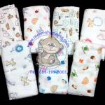 ผ้าอ้อม เนื้อผ้าสำลี (อย่างดี) ขนาด 36*36 นิ้ว เหมาะทำผ้าปูรองนอน หรือผ้าห่อตัวเด็ก (แพ็ค 3 ผืน)