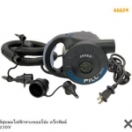 INTEX ที่สูบลมไฟฟ้า ทรงหอยโข่ง ควิ๊กฟิลล์ราคาส่ง INTEX 66624 ขนาด 230V