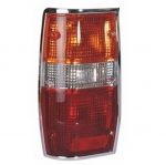04-451 R/L Chrome Rear Combination Lamp, Chrome Housing