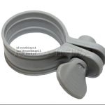 "Diameter 1-1/4"" PLASTIC HOSE CLAMP 11489 ( 5 ตัว 100)"