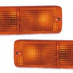02-230 R/L Front Direction Indicator, Front Position Lamp