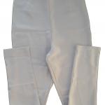 กางเกงขาเดฟเอวสูง ผ้าฮานาโกะ สีเทา Size S M L XL สำเนา