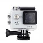 กล้องกันน้ำ i-Smart- Sport DV Camera กล้องเทียบ SJCAM4000 กล้องติดหมวกกันน๊อก กล้องดำน้ำ กล้องถ่ายใต้น้ำ กล้องติดหน้ามอเตอร์ไซต์ กล้องจักรยาน รุ่นมีไวไฟในตัว (สีขาว)