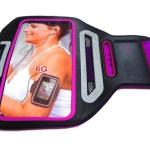 Sport Armband รุ่น Super Slim สีม่วง