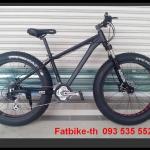 จักรยาน FAT BIKE รุ่น FATBLACK