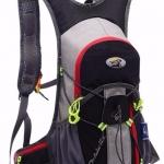 เป้น้ำ สีดำ (กระเป๋าแบคแพค + ถุงน้ำ ขนาด 2 ลิตร) Hydration Back Pack with Water Bag