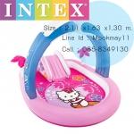 Intex Play Center Hello Kitty สระน้ำสไลเดอร์เฮลโล่คิตตี้ 57137