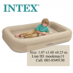 Intex Kidz Travel Set with hand Pump ที่นอนเป่าลมเด็ก 66810