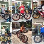 รีวิวจากลูกค้า จักยานล้อโต Fatbike-th (พระราม 2) ขอบคุณลูกค้าทุกท่านคับ