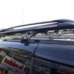 แร็คหลังคา Carryboy ขนาด 100X160 Cm รุ่น CB-550 ดำ