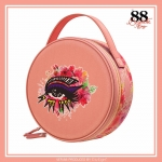 Ver.88 Peach Blossom Cosmetic Bag (Limited) ส่งฟรี EMS