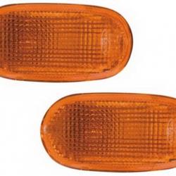 03-358 Amber Side Direction Indicator Lamp, Amber Lens