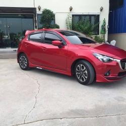 ชุดแต่ง Mazda2 Skyactiv รุ่น Mazdaspeed 4 ประตู